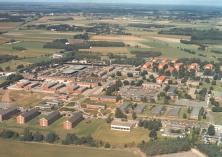 Seedorf luchtfoto