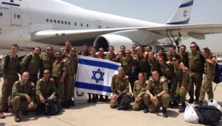 IDF disaster team departs for Nepal